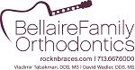 Bellaire Family Orthodontics Logo