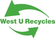 West U Recycles logo