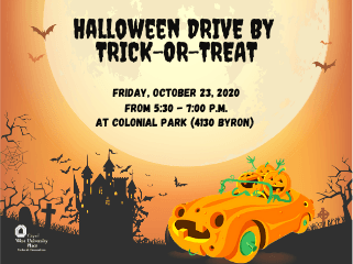 2020 website Halloween DRIVE-BY TRICK-OR-TREAT