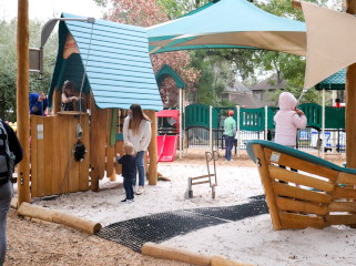 Colonial Park Playground Reopening