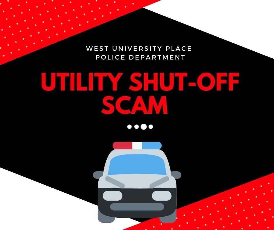 utility shut off scam
