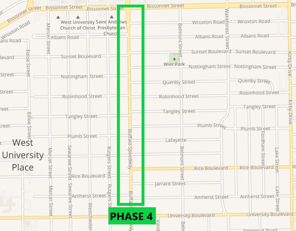 Phase 4 - Buffalo Map